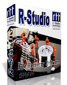 R-Studio v6.1 Build 152021 Network Edition Final / RePack & Portable (2012) Русский присутствует