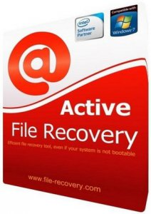 Active@ File Recovery 9.5.4 (2012) Английский