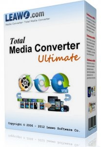 Leawo Total Media Converter Ultimate 5.2.0.1 (2012) Английский