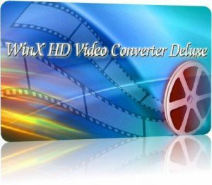 WinX HD Video Converter Deluxe 3.12.2 20120207 + Portable (2012) Английский