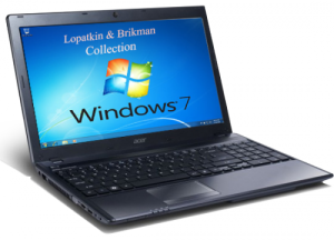 Windows 7 (50in1) - Lopatkin & Brikman Collection (x86+x64) 2012 (�������)