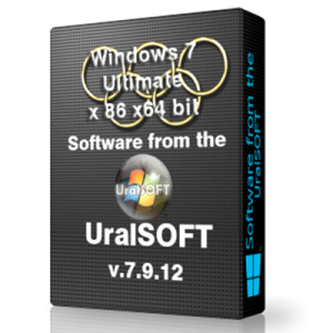 Windows 7  (x86x64) Ultimate UralSOFT v.7.9.12 (2012) Русский