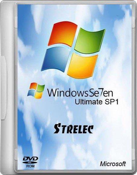 Windows 7 Ultimate SP1 x86 Strelec (17.08.2012) Русский