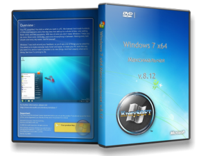 Windows 7 х64 Максимальная KrotySOFT v.8.12 (2012) Русский