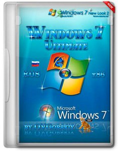 Microsoft Windows 7 Ultimate Ru x86 SP1 WPI by OVGorskiy® 08.2012 (август 2012) Русский