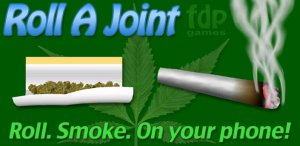 Roll A Joint v2.5.0 [Android] (2012) Русский + Английский