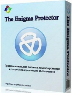 The Enigma Protector 3.80.20120802 Portable (2012) �������