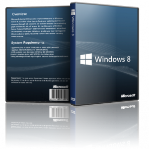 Windows 8 6 in 1 Build 9200 RTM 9200 (x86+x64) (2012) Английский