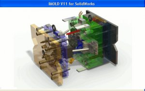 IMOLD V11 SP2.0 Premium for SolidWorks 2011-2012 (2012)