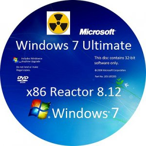 WINDOWS 7 ULTIMATE x86 REACTOR 8.12 (20120 Русский
