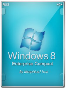 Windows 8 Enterprise Compact (x64) v.9.200 (2012) Русский