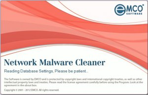 EMCO Network Malware Cleaner 4.6.10.245 (2012) Английский