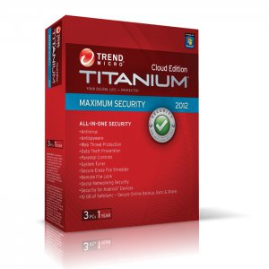 Trend Micro Titanium Maximum Security 2012 5.2.1035 (2012) Русский