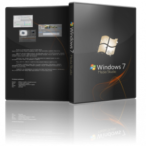 Windows 7 Professional SP1 (х86) Media Studio by xomaze v 1.2 (2012) Русский