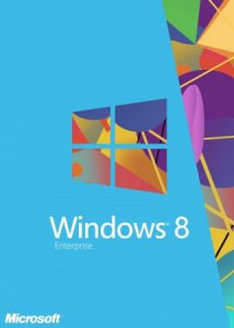 Windows 8 Enterprise RTM (x64/x86) English + Russian LP + 90 days activation v.9200 (2012)