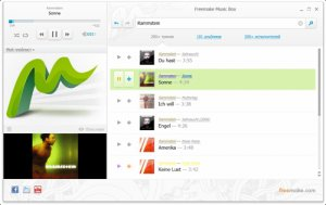 Freemake Music Box 0.9.6.0 + Portable (2012) Русский