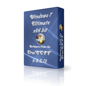 Windows 7 x86 Ultimate UralSOFT Kreativ v.8.5.12 (2012) Русский