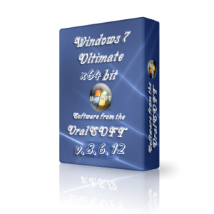 Windows 7 x64 Ultimate UralSOFT Kreativ v.8.6.12 (2012) Русский
