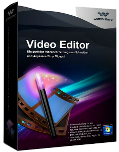 Wondershare Video Editor v3.0.3.6 Final + Portable (2012) Русский присутствует