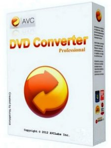 Any DVD Converter Professional 4.5.0 Final / Portable (2012) Русский присутствует