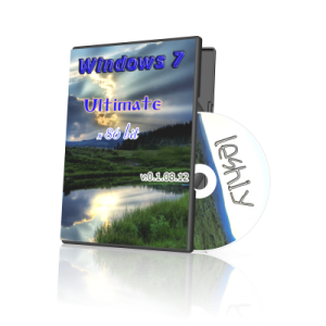 Windows 7 x86 Ultimate Leshiy v.0.1.08.12 (2012) Русский