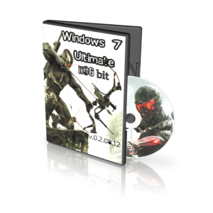 Windows 7 x86 Ultimate Leshiy v.0.2.08.12 (2012) �������