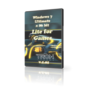 Windows 7 x86 Ultimate Lite for Games v.1.01 (2012) Русский