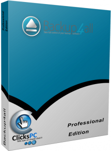 Backup4all Professional 4.8 282 + Portable (2012) ������� ������������