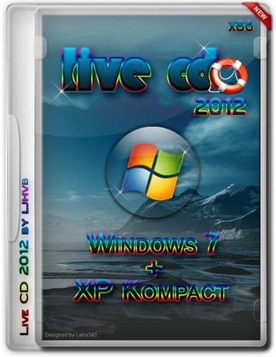 Live CD7+XP (Seven+Kompact) (v.3 x86) (x86+x64) (2012)