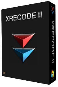Xrecode II 1.0.0.194 Final + xrecode2 shell 1.0.0.7 + Portable (2012) Русский присутствует