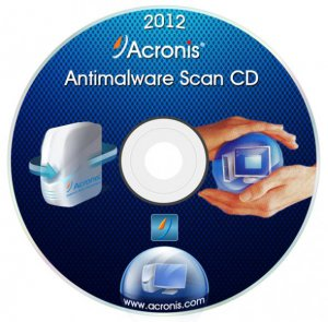 Acronis Antimalware Scan CD 2012 (2012) Английский