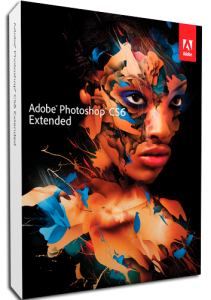 Adobe Photoshop CS6 13.0.1 Extended DVD Updated (2012)  by m0nkrus