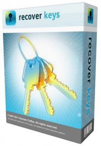 Nuclear Coffee Recover Keys 6.0.2.65 Final / Repack / Portable (2012) Русский + Английский
