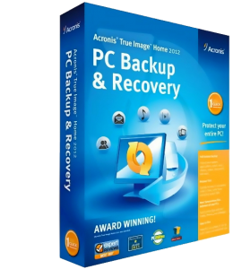 Acronis True Image Home 2013 v16 Build 5551 Final (2012) Английский