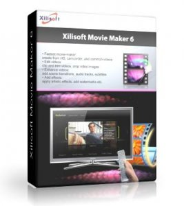 Xilisoft Movie Maker 6.6.0 Build 20120823 + Portable (2012) Английский