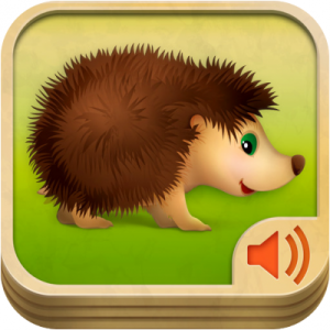 [+iPad] Зверушки для малышей / Animals for Tots. Animated flashcards with animal sounds [v2.0, Образование, iOS 4.0, RUS]
