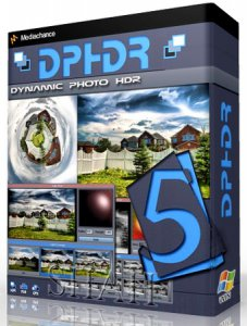 MediaChance Dynamic Photo HDR v5.3.0 Final / RePack / Portable (2012) Русский + Английский