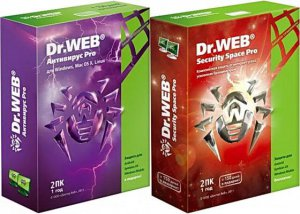Dr.Web Security Space & Anti-Virus 7.0.1.09060 Final (2012) Русский