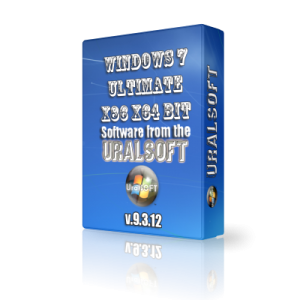 Windows 7 (x86/x64) Ultimate UralSOFT Lite v.9.3.12 (2012) Русский