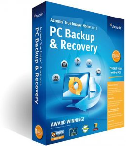 Acronis True Image Home 2012 15 Build 7133 with PlusPack Repack (2012) Русский + Английский