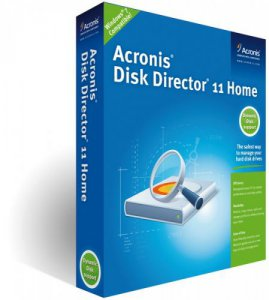 Acronis Disk Director Home 11.0.2343 Final Repack (2012) Русский