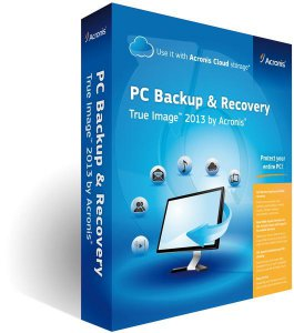 Acronis True Image Home 2013 16 Build 5551 with PlusPack (2012) Английский