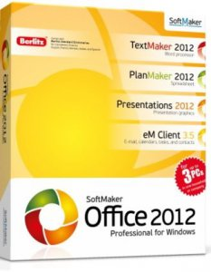 SoftMaker Office Professional 2012 rev 670 (2012) RePack & Portable by KpoJIuK