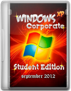 Windows Xp Pro Sp3 Corporate Student Edition September (Xp Pro Sp3) (x86) (2012) Русский + Английский