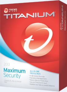 Trend Micro Titanium Maximum Security 2013 v6.0 (2012) Русский