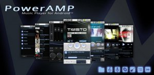 Poweramp 2.0.6 Build 508 [Android 1.6+, RUS]