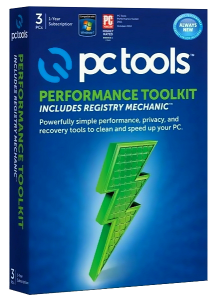 PC Tools Performance Toolkit v2.1.0.2151 Final (2012) ������� ������������