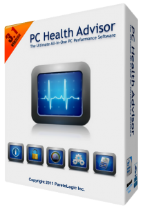 Paretologic PC Health Advisor v3.1.3.0 Final + Portable (2012) Русский присутствует