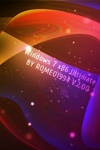 Windows 7 (x86) Ultimate Romeo1994 v.2.00 (2012) Русский