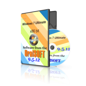 Windows 7 x86 Ultimate UralSOFT v.9.5.12 (2012) Русский